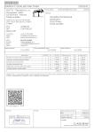 Sample Faktura - Daňový doklad